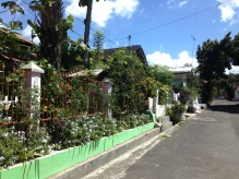 Our grandparents' neighborhood. How I miss this place!