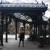 Athena in Pioneer Square