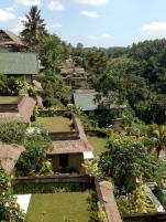 A resort at Ubud, Bali.