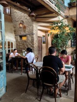 Spanish restaurant in Ubud, Bali
