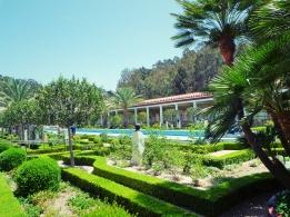Getty Villa Garden
