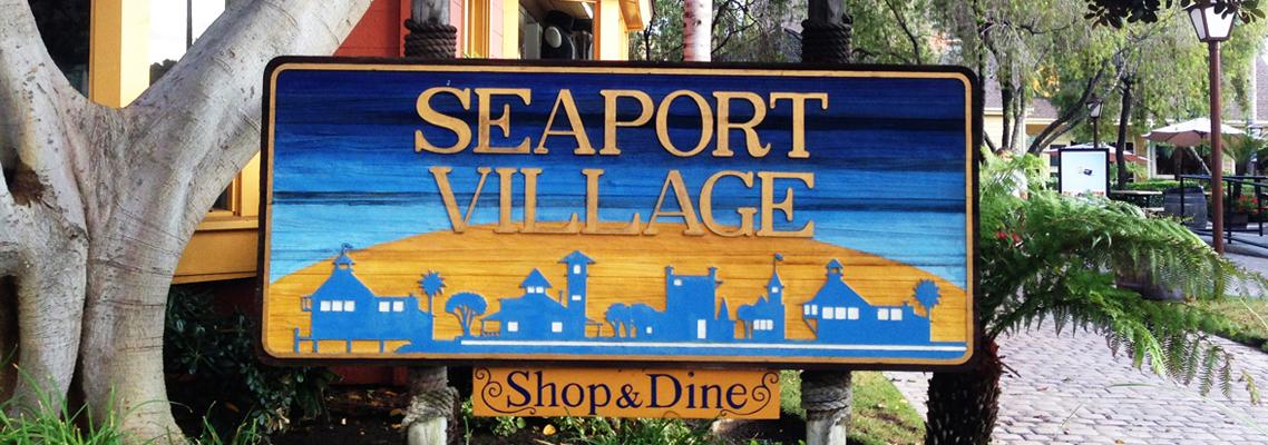 Seaport Village San Diego