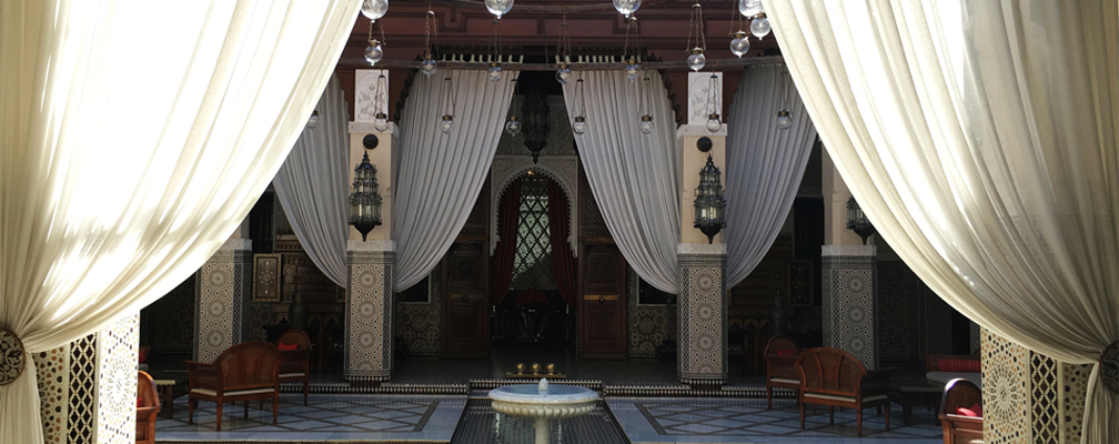 Marrakech architecture
