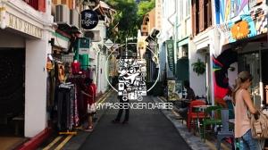 Haji Lane, Little India, Chinatown, Singapore, culture